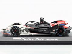 A. Lotterer Porsche 99X electric #36 Santiago ePrix formel E 2019/20 1:43 Minichamps