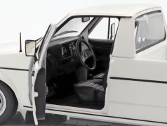 Volkswagen VW Caddy MK1 建设年份 1982 白色 1:18 Solido