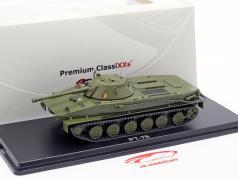 PT-76 NVA Tanks donkere olijf 1:43 Premium ClassiXXs