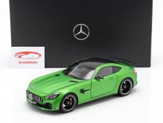 Mercedes-Benz AMG GT R Coupé (C190) green hell magno 1:18 Norev
