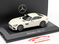 Mercedes-Benz AMG GT Coupe (C190) designo diamantweiß bright 1:43 Norev