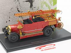 Benz Gaggenau Typ 2 CSN Bouwjaar 1925 rood 1:43 AutoCult