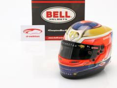 Jean-Eric Vergne DS Techeetah #25 Formel E 2019 Helm 1:2 Bell