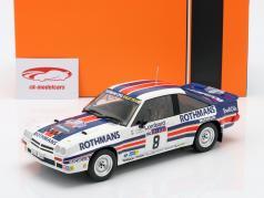 Opel Manta 400 #8 3ro RAC Rallye 1983 McRae, Grindrod 1:18 Ixo