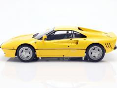 Ferrari 288 GTO Год постройки 1984 желтый 1:18 KK-Scale