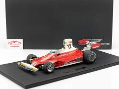 Niki Lauda Ferrari 312T #12 Campione del mondo formula 1 1975 1:12 GP Replicas / 2. elezione