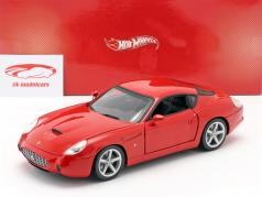 Ferrari 575 GTZ Zagato red 1:18 HotWheels Foundation