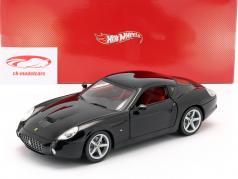 Ferrari 575 GTZ Zagato year 2006 black 1:18 HotWheels