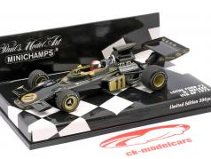 Dave Walker Lotus 72 #11 USA GP formule 1 1972 1:43 Minichamps