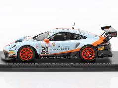 Porsche 911 GT3 R #20 Sieger 24h Spa 2019 Christensen, Lietz, Estre 1:43 Spark
