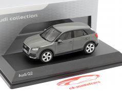 Audi Q2 量子グレー 1:43 iScale