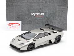 Lamborghini Diablo GTR Anno di costruzione 1999 argento 1:18 Kyosho
