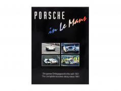 书: Porsche 在 LeMans -- 的 整体 成功故事 从 1951