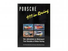 书: Porsche 911 in Racing -- 四个 数十年 在 赛车运动