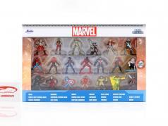 Marvel Set 20 Les chiffres Jada Toys