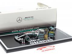 L. Hamilton Mercedes-AMG F1 W10 #44 美国 GP 世界冠军 F1 2019 1:43 Spark