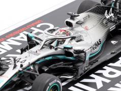 L. Hamilton Mercedes-AMG F1 W10 #44 Stati Uniti d'America GP Campione del mondo F1 2019 1:43 Spark