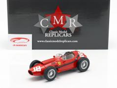 Phil Hill Ferrari Dino 246 #18 第三名 义大利文 GP 配方 1 1958 1:18 CMR