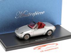 Porsche 984 Junior Prototype 1987 argent 1:43 AutoCult