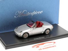 Porsche 984 Junior prototype 1987 silver 1:43 AutoCult
