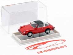 Porsche 911 Targa F 1976 metallic pink 1:87 Brekina