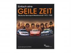 libro: semplicemente un grande tempo / tedesco Campionato di corse 1972-1985