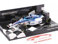 Ukyo Katayama Tyrrell 023 #3 Belgian GP formula 1 1995 1:43 Minichamps
