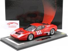 Ferrari 365 GT4/BB #111 6º 12h Sebring 1975 Minter, Wietzes 1:18 BBR