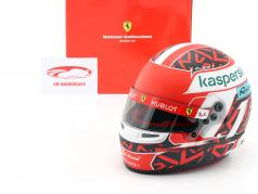 Charles Leclerc Ferrari SF1000 #16 Formel 1 2020 Helm 1:2 Bell