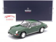 Porsche 911 L coupe year 1968 irish green 1:18 Norev