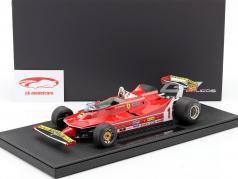 Jody Scheckter Ferrari 312T5 #1 Formel 1 1980 1:18 GP Replicas