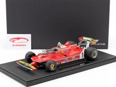 Jody Scheckter Ferrari 312T5 #1 Formule 1 1980 1:18 GP Replicas