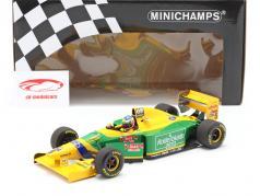 Michael Schumacher Benetton B193B #5 2nd Canadian GP F1 1993 1:18 Minichamps