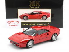 Ferrari 288 GTO Bouwjaar 1984 rood 1:18 KK-Scale