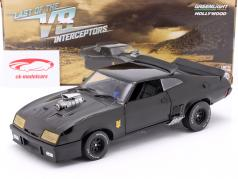 Ford Falcon XB 築 1973 V8 Interceptor フィルム Mad Max (1979) 黒 1:18 Greenlight