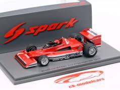 Niki Lauda Brabham BT45C #1 2nd Argentinien GP Formel 1 1978 1:43 Spark