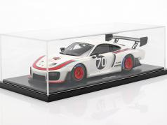 Porsche 935 #70 2018 based on 911 (991 II) GT2 RS with Showcase 1:18 Spark
