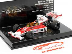 Emerson Fittipaldi McLaren Ford M23 #5 formula 1 World Champion 1974 1:43 Minichamps