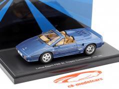 Lotus Esprit PBB ST. Tropez Converteerbaar Bouwjaar 1990 blauw metallic 1:43 AutoCult