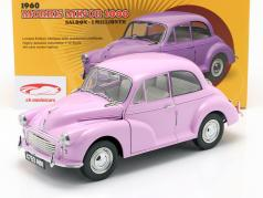 Morris Minor 1000 Baujahr 1960 Saloon 1 Millionth flieder / lila 1:12 SunStar
