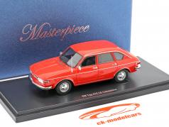 Volkswagen VW Tapez 412 LE Limousine Année de construction 1972 rouge 1:43 AutoCult