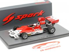 Arturo Merzario Iso Marlboro FW #20 Brasilien GP Formel 1 1974 1:43 Spark