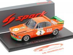 BMW 3.0 CSL #2 второй 6h Paul Ricard 1973 Ickx, Hunt 1:43 Spark