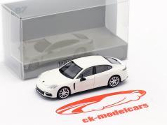 Porsche Panamera 4S Baujahr 2015 weiß 1:87 Minichamps