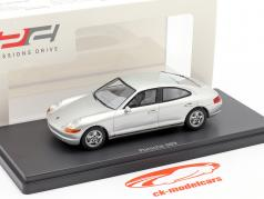 Porsche 989 Prototyp Baujahr 1988 silber 1:43 AutoCult