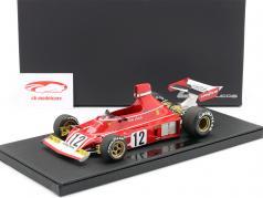 Niki Lauda Ferrari 312B3 #12 Winnaar Spaans GP Formule 1 1974 1:18 GP Replicas