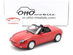 Fiat Barchetta Año de construcción 1995 corsa rojo 1:18 OttOmobile