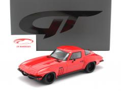 Chevrolet Corvette C2 Optima Ultima year 1965 red 1:18 GT-Spirit