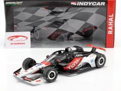 Graham Rahal Honda #15 IndyCar Series 2020 Rahal Letterman Lanigan Racing 1:18 Greenlight