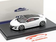 Honda NSX Concept Car 2013 perlweiß 1:43 Ebbro